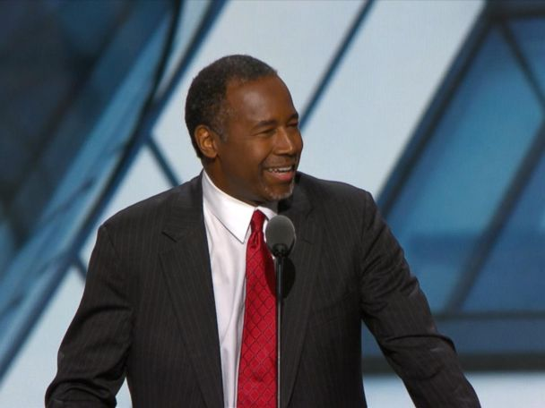 WATCH:  Ben Carson: 'Rise Up and Take America Back'