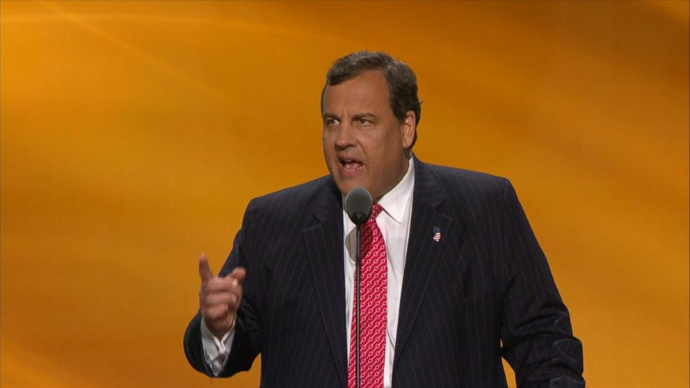 'Let's Do Something Fun Tonight!': Christie Lays Out Clinton 'Indictment' in Rousing RNC Speech