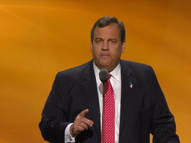 WATCH:  NJ Gov. Chris Christie 'Presents the Case Against Hillary Clinton'