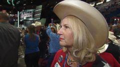 VIDEO: Delegates React to Sen. Ted Cruzs Speech