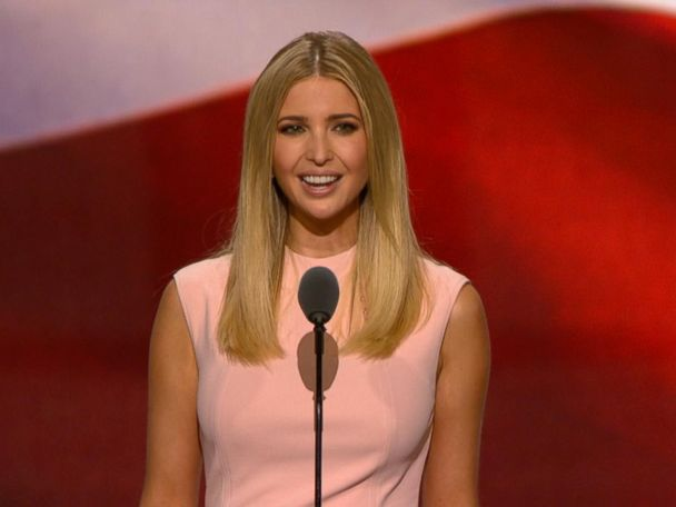 WATCH:  Ivanka Trump Speaks of Her Father's Compassionate Side