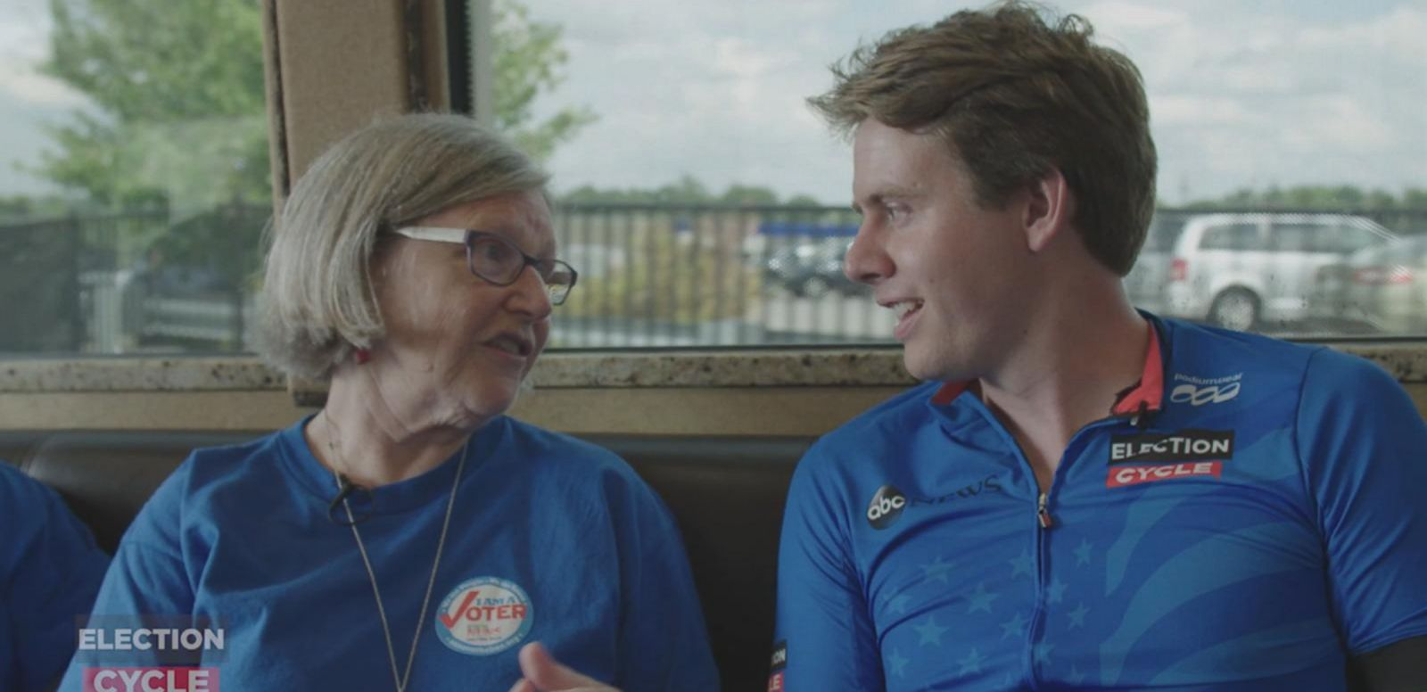 "VIDEO: ""Election Cycle"" Hitches a Ride With the ""Nuns on the Bus"" on Route to DNC"