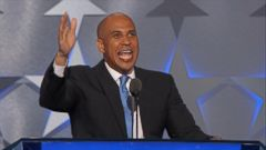 VIDEO: Cory Booker Fires Up DNC Crowd Over Pursuit of Common Good