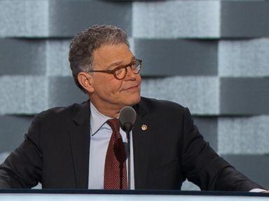 WATCH:  Al Franken Jokes About Trump University at DNC