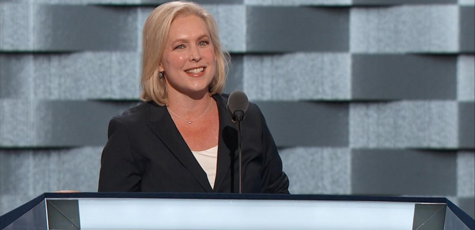 VIDEO: Kirsten Gillibrand: 'Hillary Clinton Gets It'