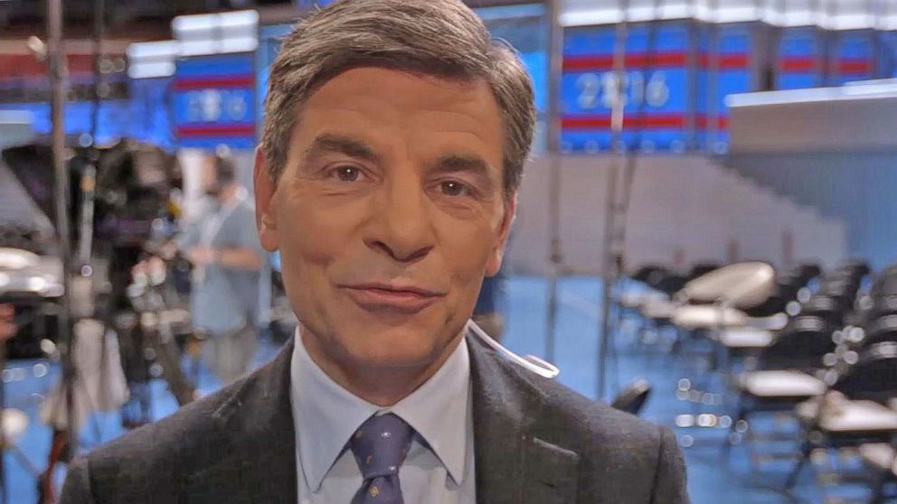 George Stephanopoulos' Top Stories on Day One of the ...