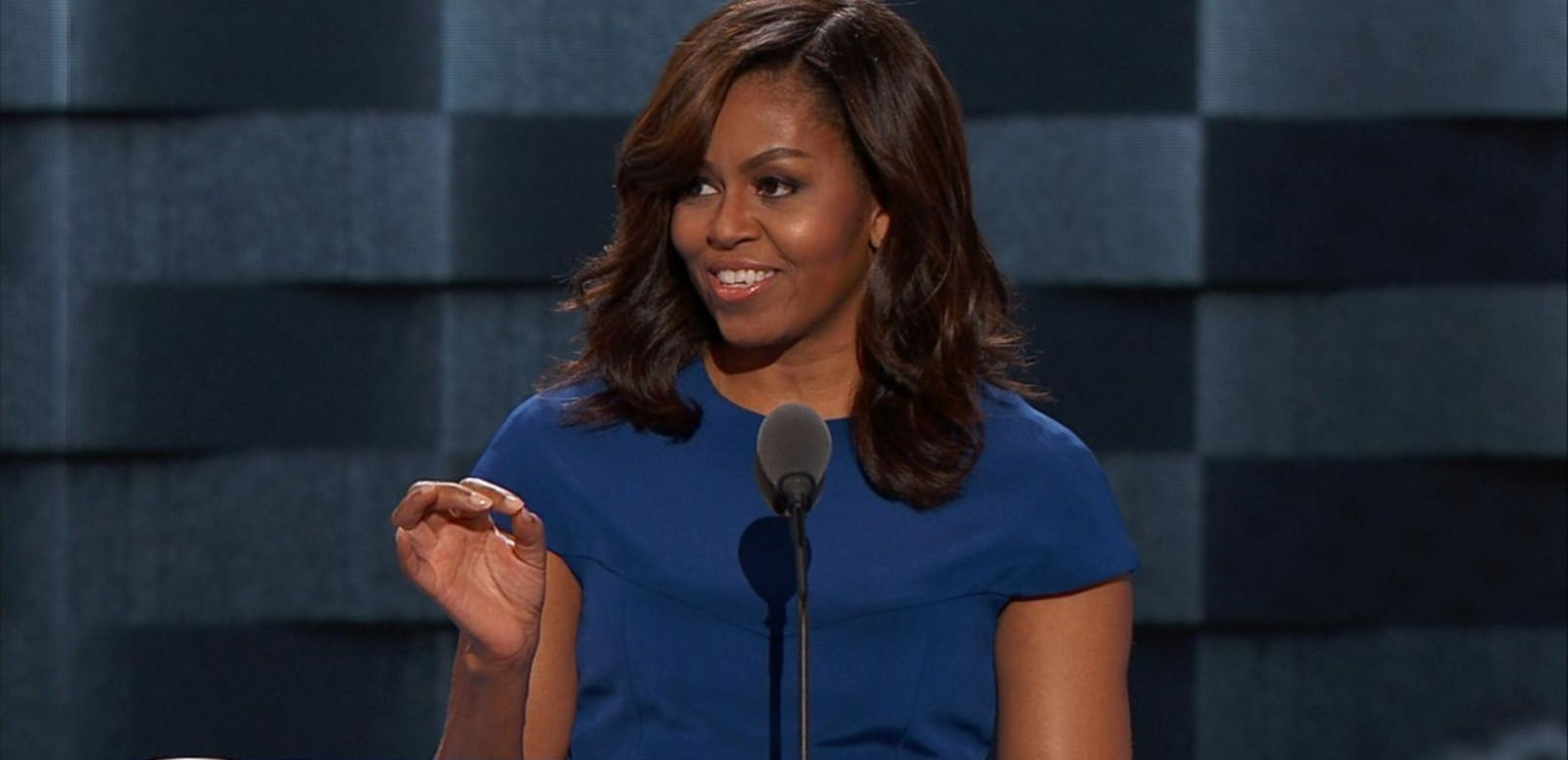 VIDEO: Michelle Obama's Speech at the Democratic National Convention