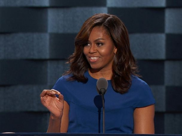 WATCH:  Michelle Obama's Speech at the Democratic National Convention