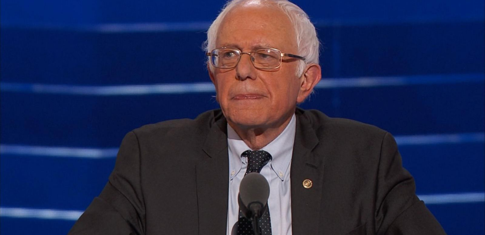 VIDEO: Bernie Sanders: 'Hillary Clinton Must Become the Next President'