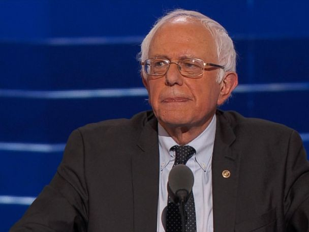 WATCH:  Bernie Sanders: 'Hillary Clinton Must Become the Next President'