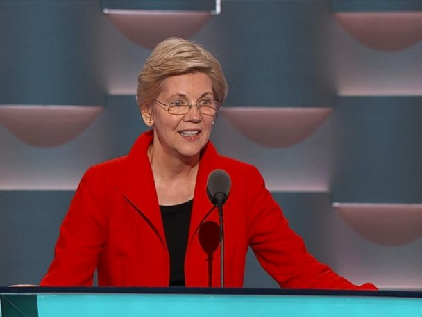 WATCH:  Elizabeth Warren Takes on the Ethics of Trump's Business Record