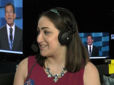 WATCH:  Meet the Youngest DNC Delegate