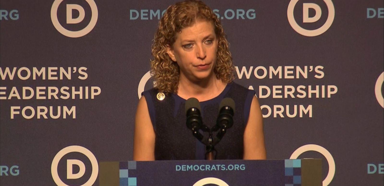VIDEO: Debbie Wasserman Schultz Versus Bernie Sanders
