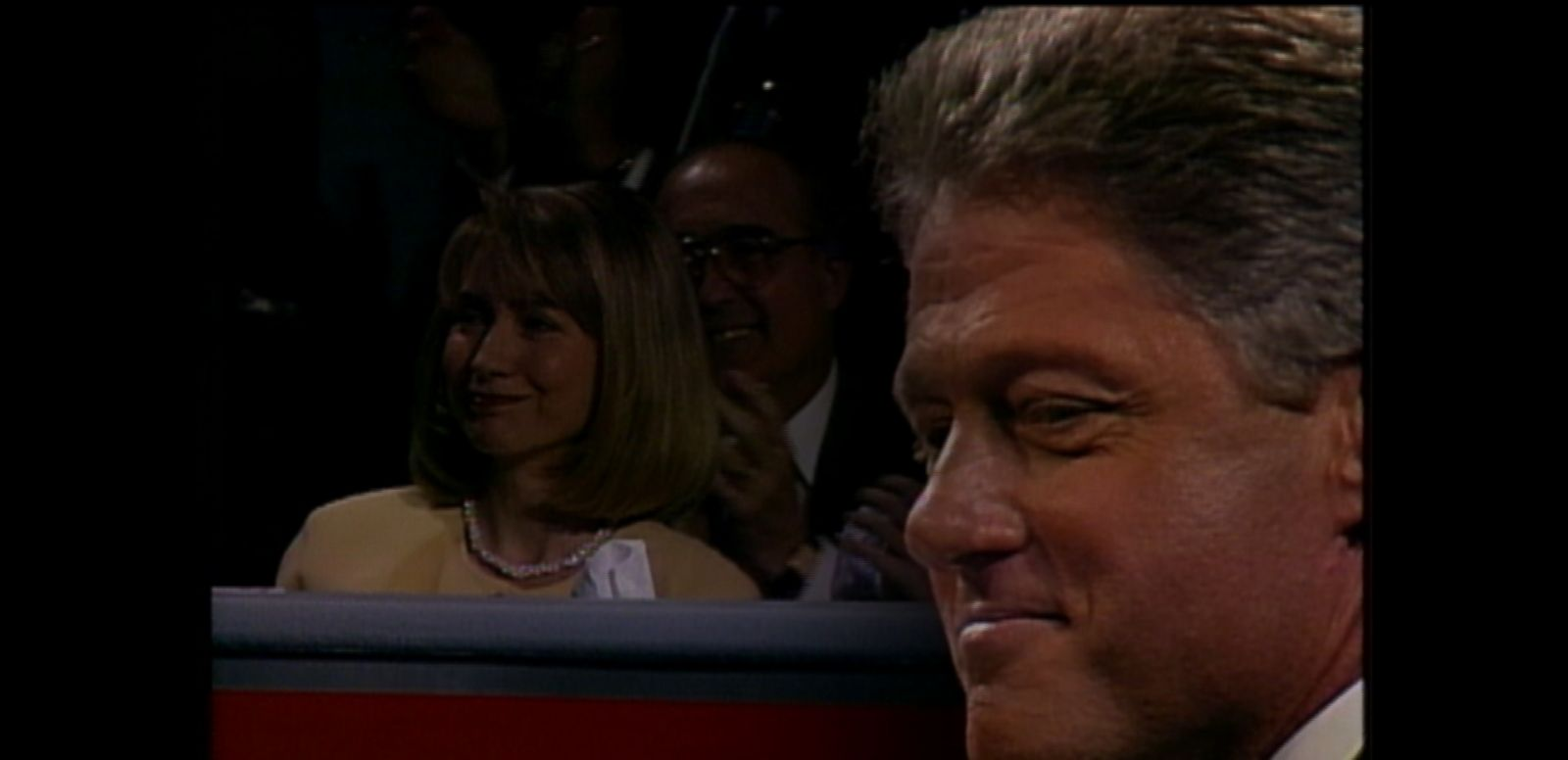ARCHIVAL VIDEO: Bill Clinton Thanks Wife Hillary for Teaching Him All Children Can Learn