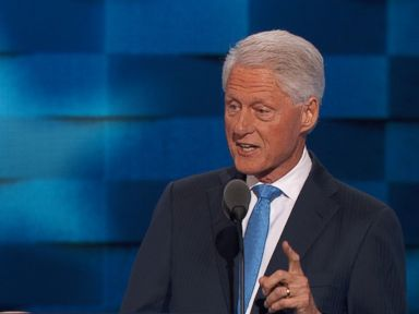 WATCH:  Bill Clinton Delivers His Tenth Democratic National Convention Speech
