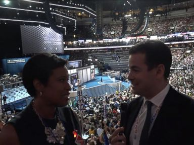 WATCH:  Mayor Muriel Bowser on Clinton and the State of Washington, D.C.