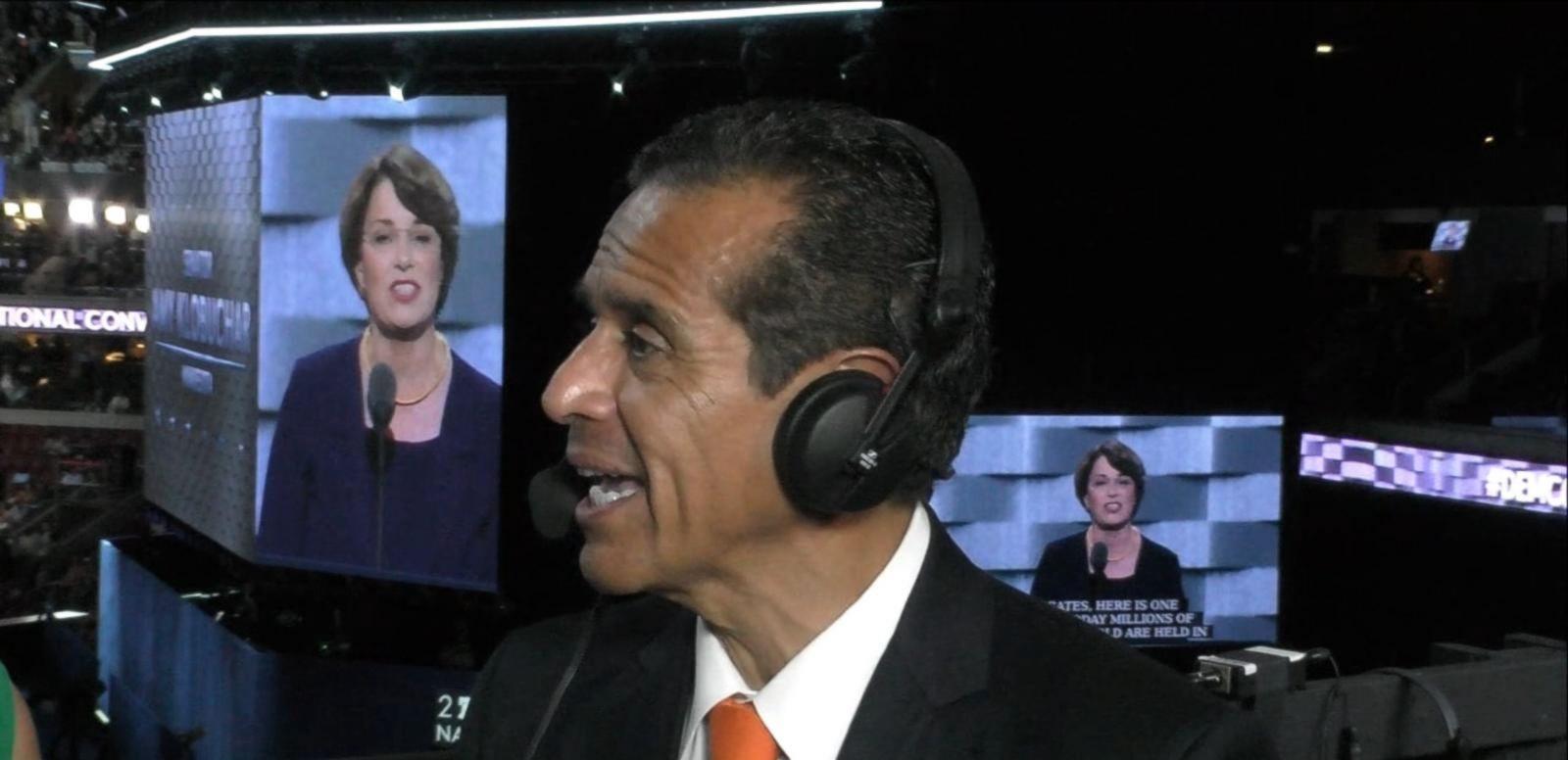 VIDEO: Former Mayor Antonio Villaraigosa Discusses Homelessness and Immigration