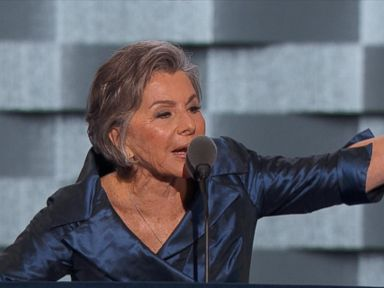 WATCH:  Barbara Boxer Urges DNC to Stand Together