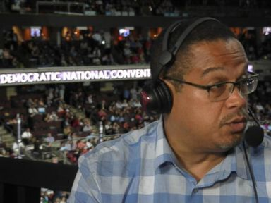 WATCH:  Rep. Keith Ellison on the State of the Democratic Party