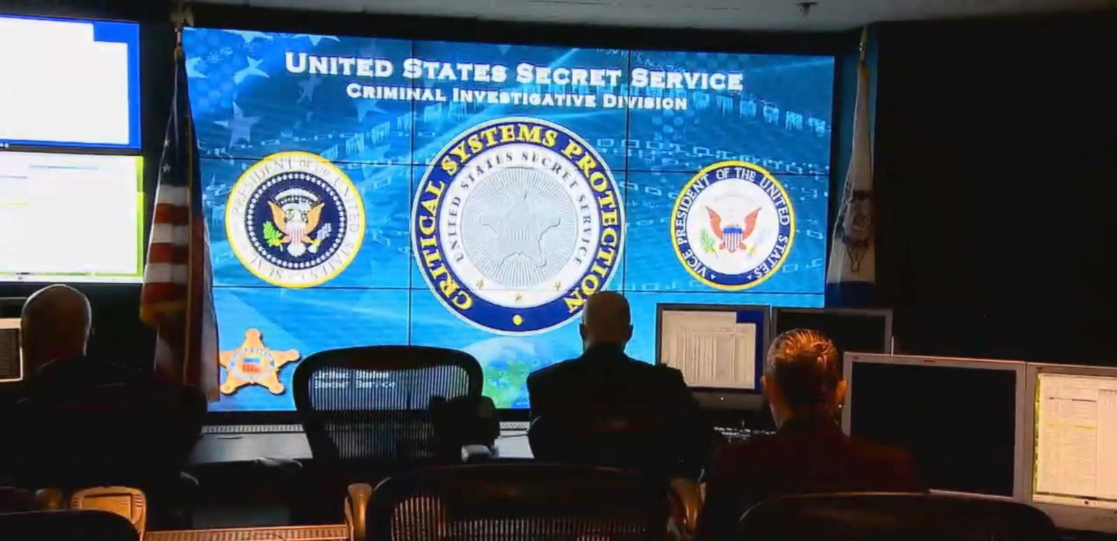VIDEO: Secret Service on High Alert for Cyber Attacks at DNC