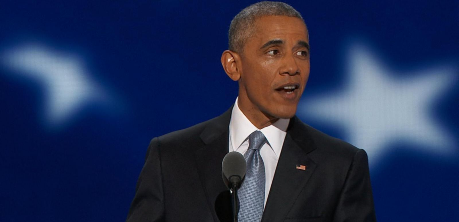 VIDEO: President Obama: Hillary Clinton 'Has Never Forgotten Who She is Fighting For'
