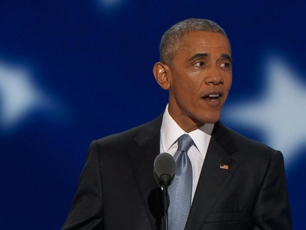 WATCH:  President Obama: Hillary Clinton 'Has Never Forgotten Who She Is Fighting For'