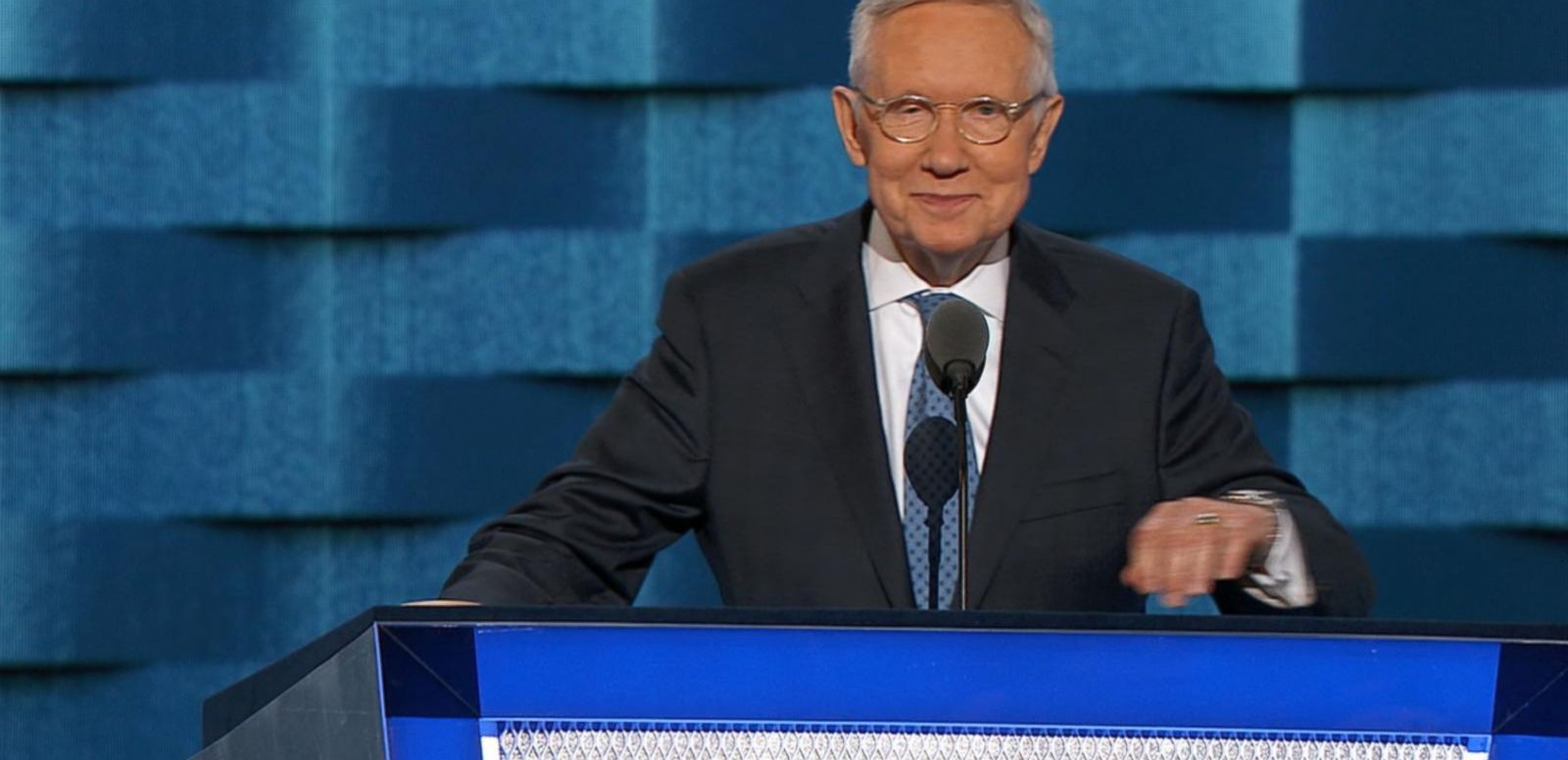 VIDEO: Harry Reid Addresses 2016 Democratic National Convention