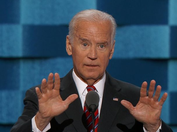 WATCH:  Vice President Joe Biden: 'I Know Hillary Clinton'