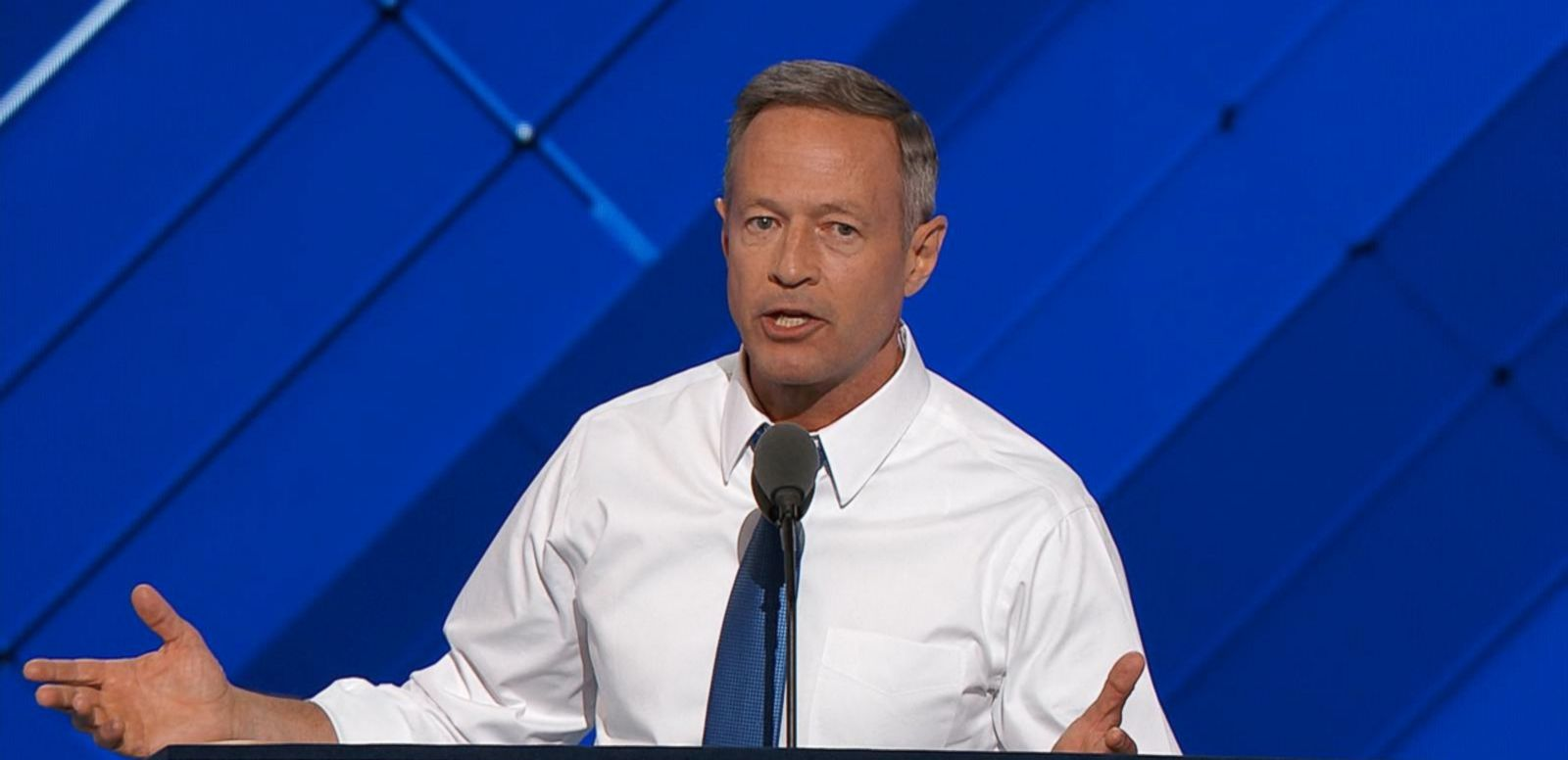 VIDEO: Martin O'Malley: 'Hilary Clinton Is as Tough as They Come'