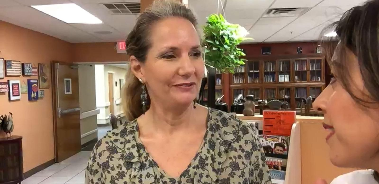 VIDEO: Talking Politics at 'The Gathering Place' Diner in Florida