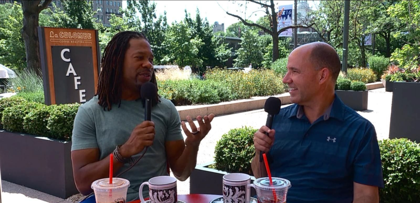 VIDEO: Strait Talk Heads to Philadelphia for the Democratic National Convention