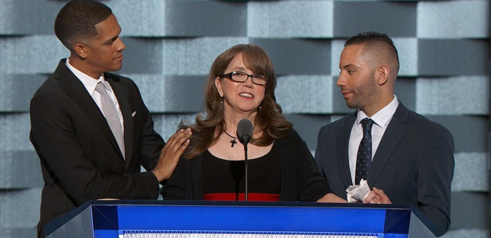 VIDEO: Pulse Shooting Victim's Mother Speaks at the DNC