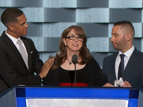 WATCH:  Pulse Shooting Victim's Mother Speaks at the DNC