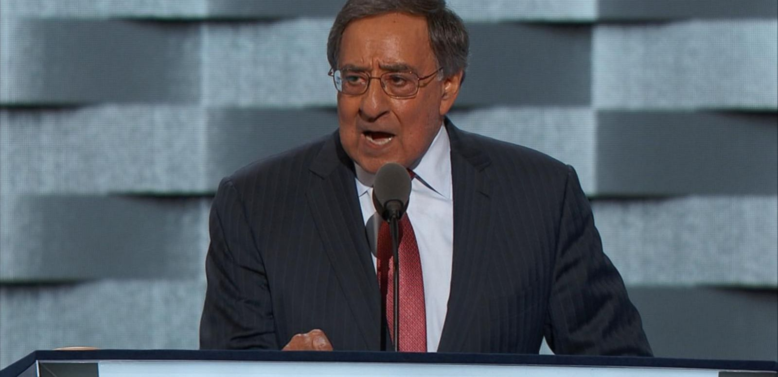"Panetta said voting for Trump would be ""deadly serious."""