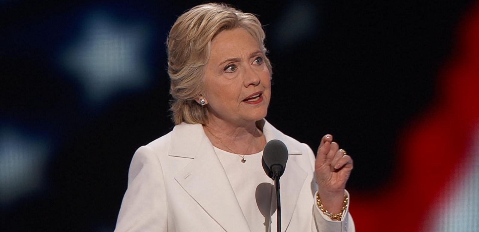 VIDEO: Hillary Clinton at the Democratic National Convention: 'We Are Stronger Together'