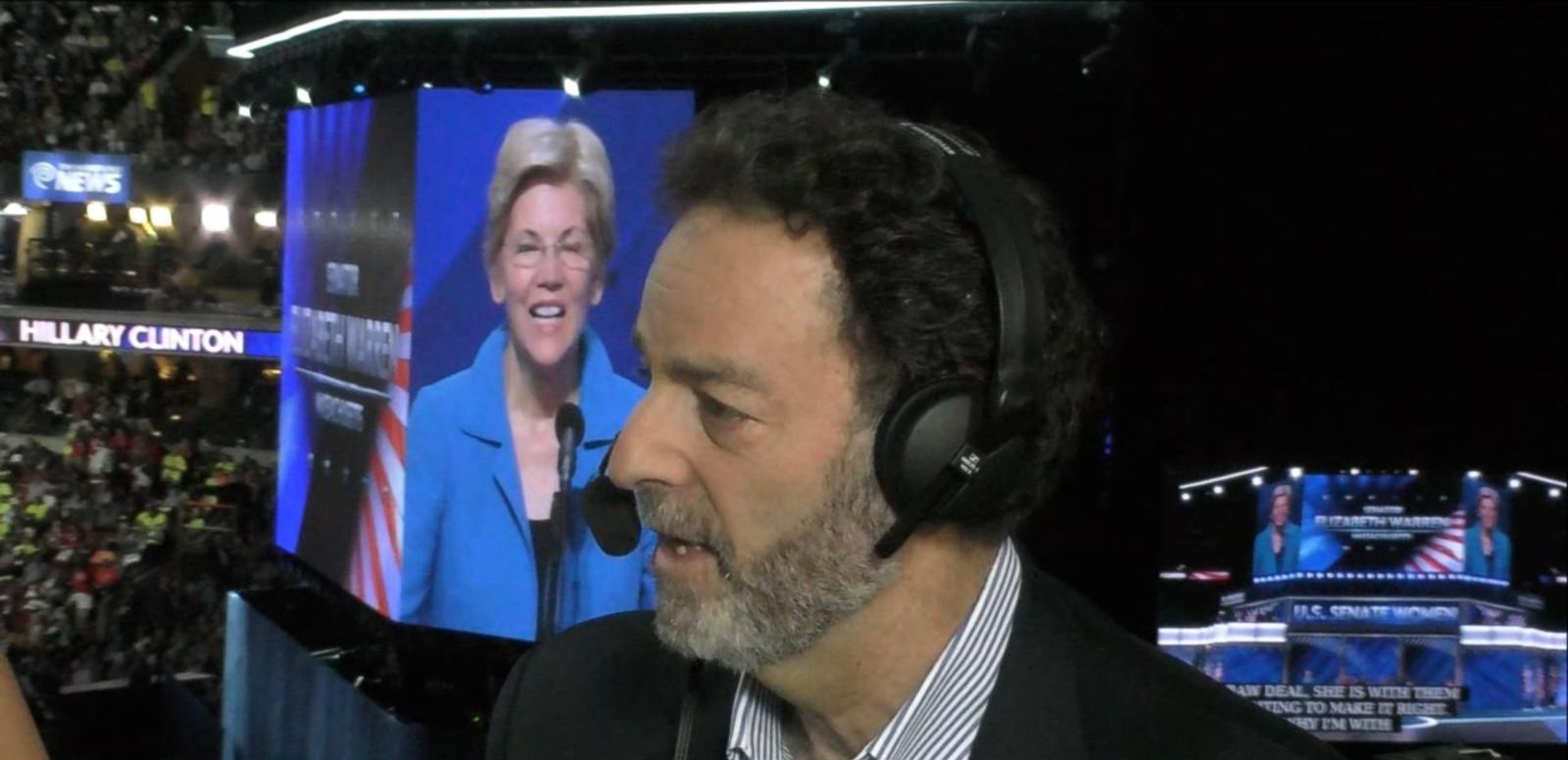 VIDEO: Clinton Pollster Joel Benenson Defends Lack of Press Conferences