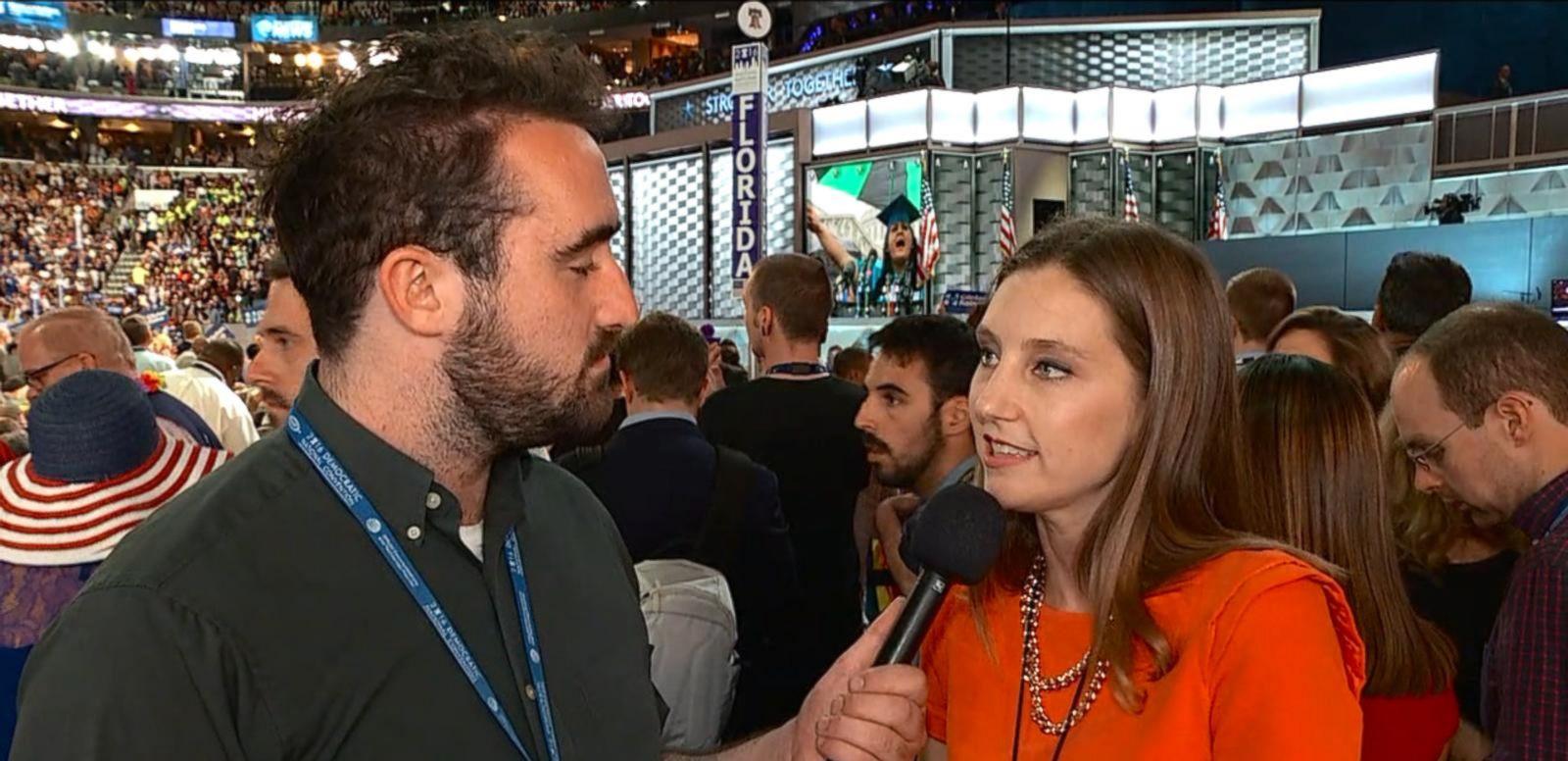 VIDEO: Will Millennials Stand Behind Clinton?