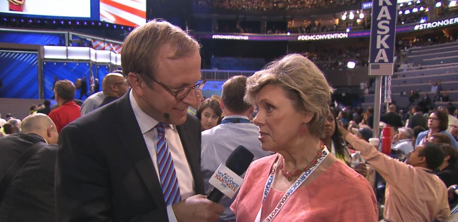 VIDEO: Cokie Roberts on the Significance of the 2016 Democratic National Convention