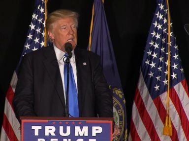 WATCH:  Donald Trump Pre-Empts Hillary Clintons Speech: Were Not Racists