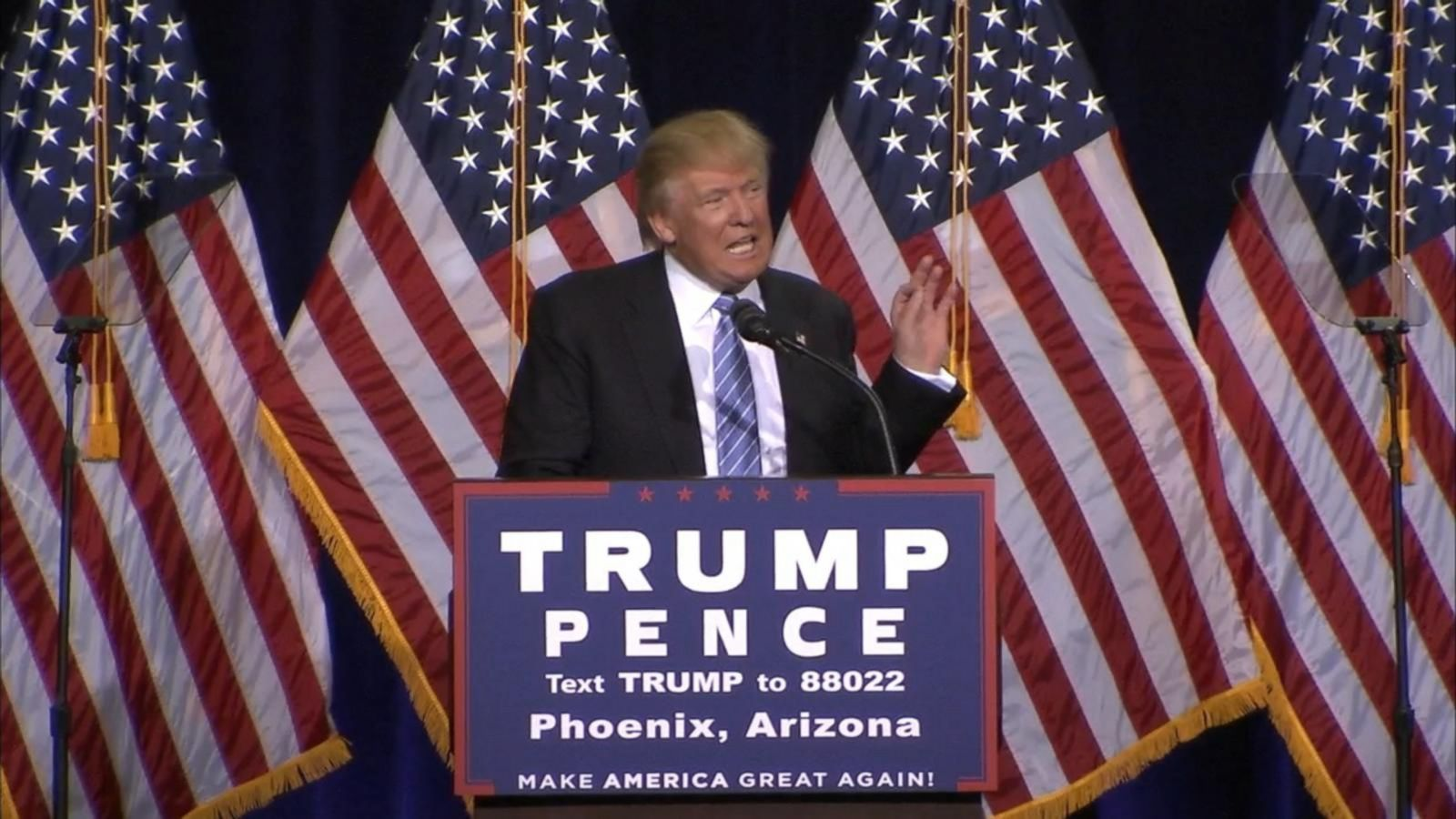 VIDEO: Donald Trump Explains Plan to 'Break the Cycle of Amnesty'