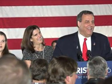 Watch:  Christie Says the Magic and Mystery of Politics is the Uncertainty