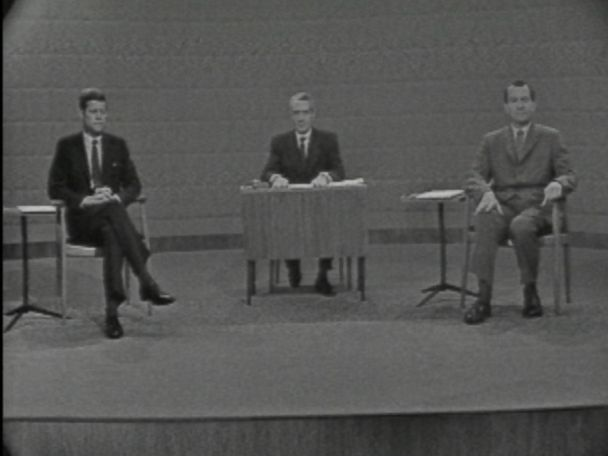 WATCH:  ARCHIVAL VIDEO: The First Televised Debate