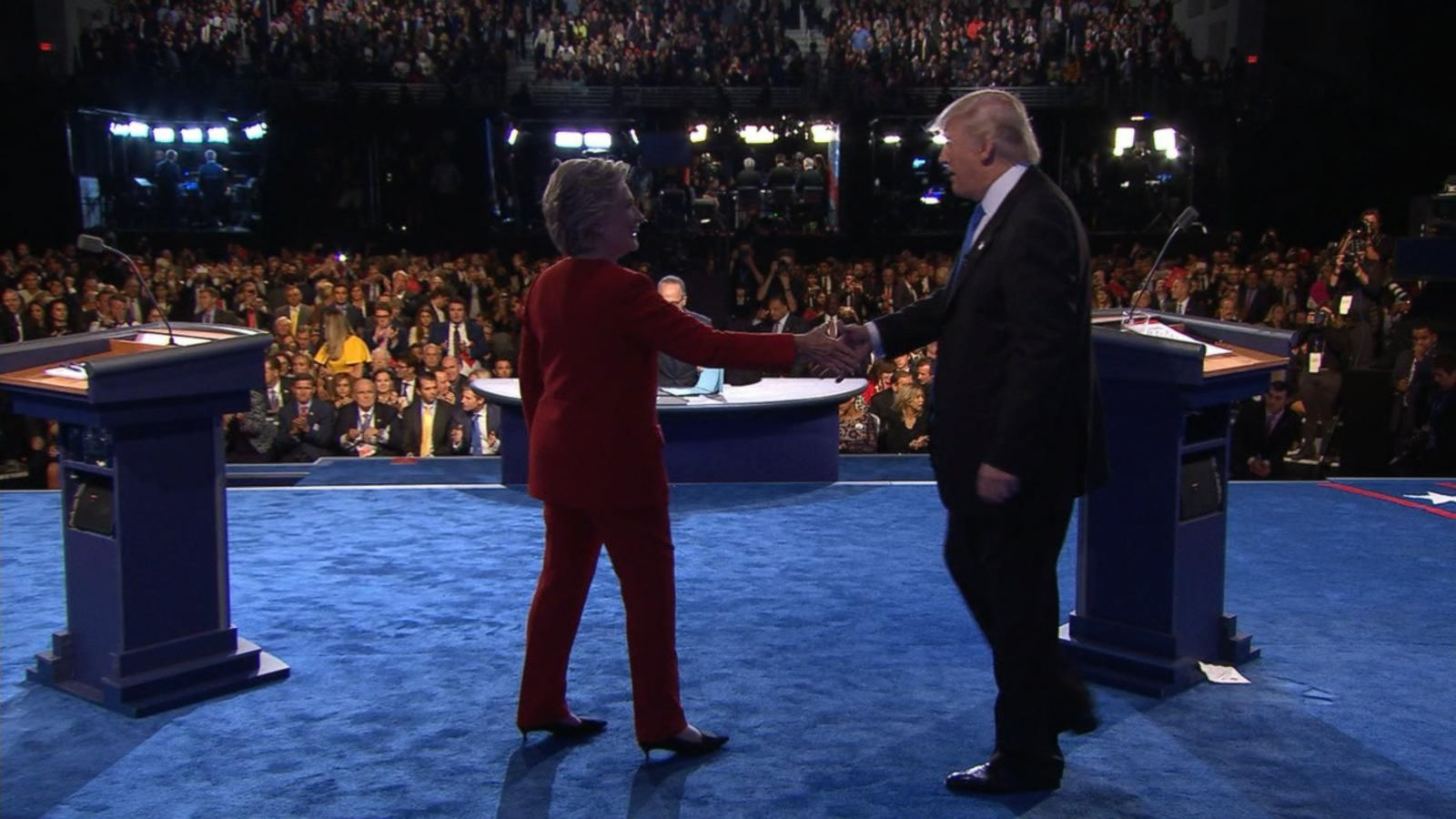 VIDEO: ABC News' Political Analysis Fact Check the Presidential Debate