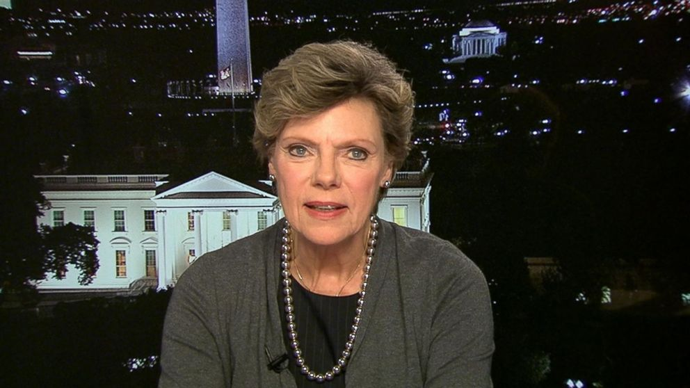 Cokie Roberts Provides Some Context For The First