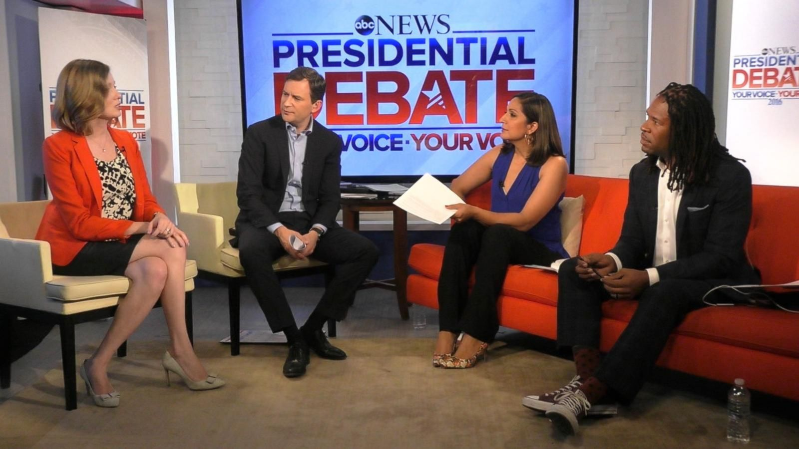 VIDEO: Kristen Soltis Anderson Recaps the Candidates' Performance