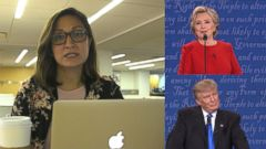 VIDEO: Undecided Voters React to First Presidential Debate