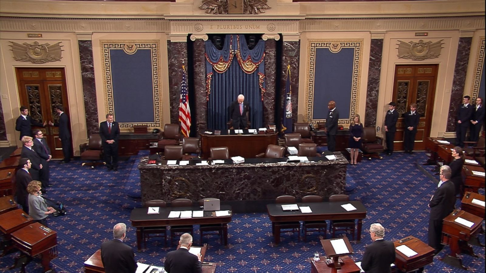 VIDEO: The Senate is set today to override a veto from President Obama, for the first time, over a bill that would allow the families of 9/11 victims to sue Saudi Arabia for its alleged role in the 2001 terrorist attacks.