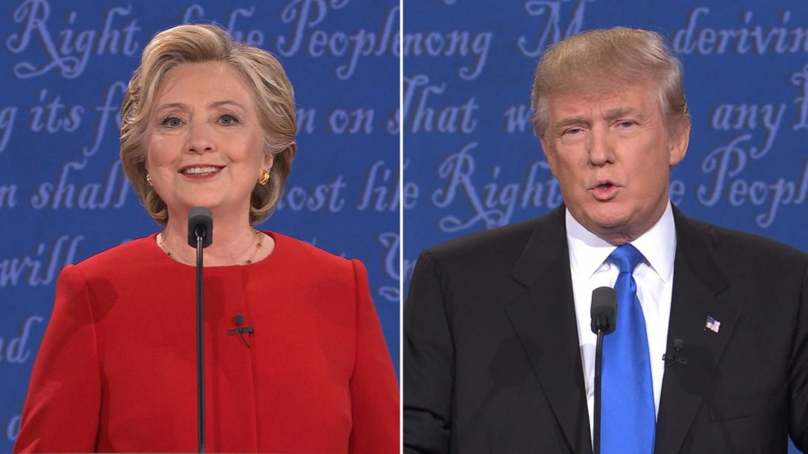 VIDEO: Debate Fact-Check: How Donald Trump and Hillary Clinton Stack Up