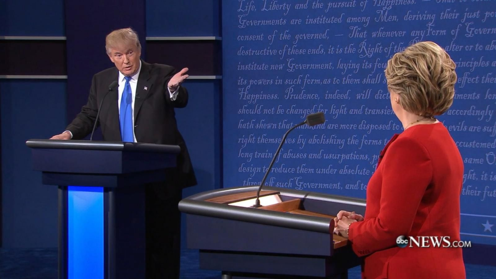 VIDEO: Candidates Try To Capitalize Or Recover From Debate Performance