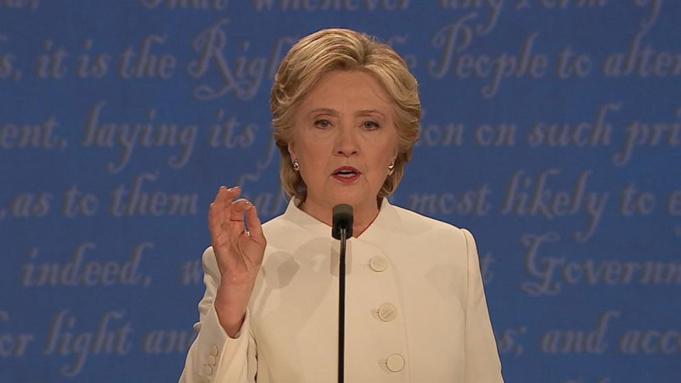 Some of the key exchanges fact-checked in the final presidential debate.